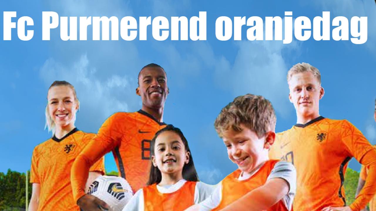 Oranjedag FC Purmerend