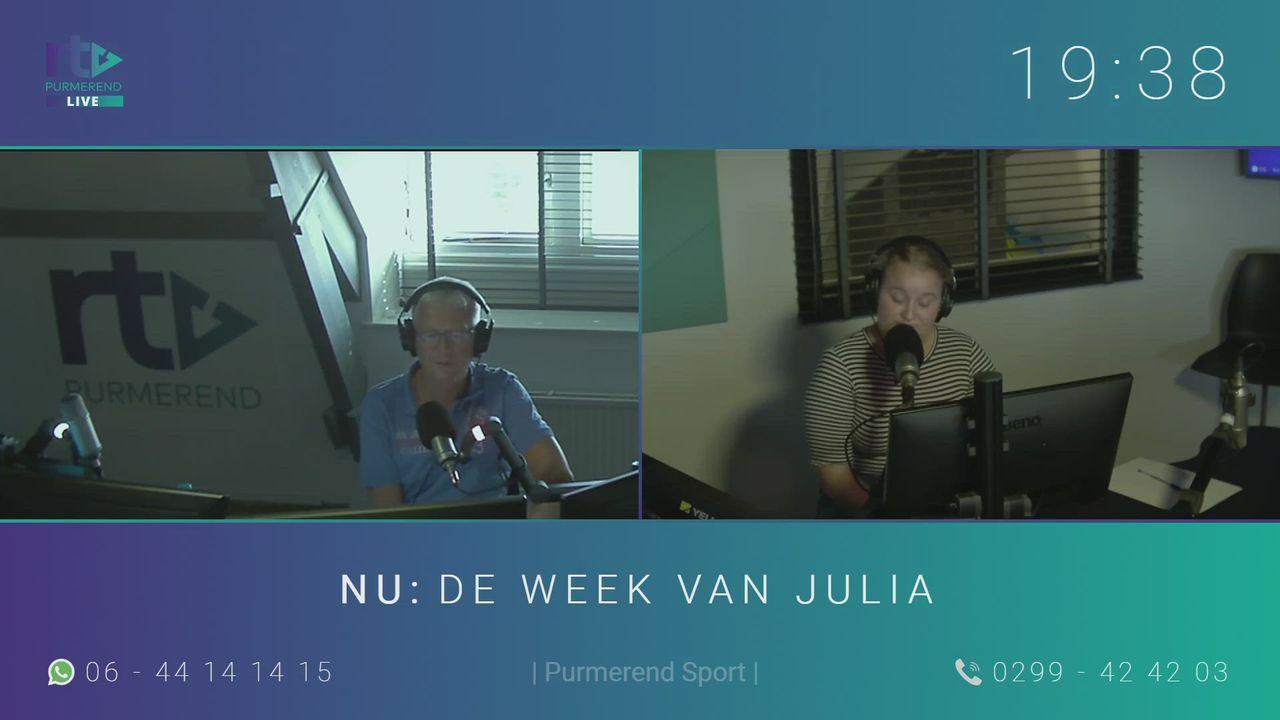 De Week van Julia