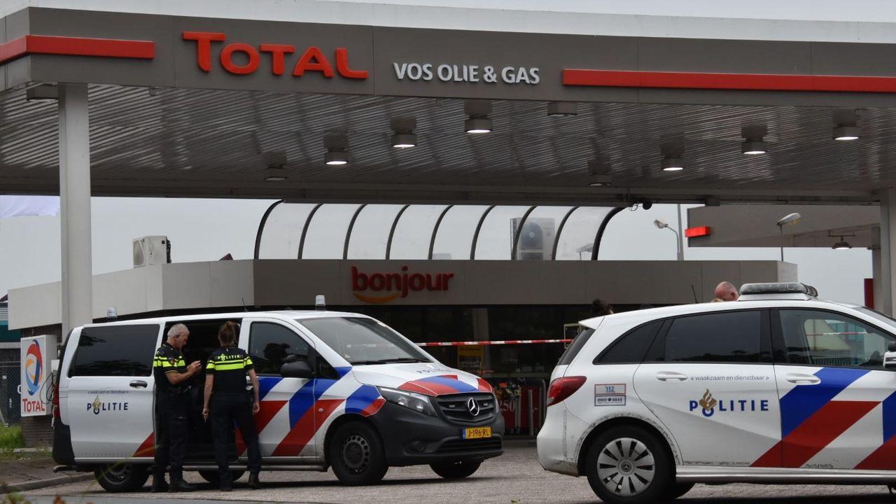 Minderjarige overvaller tankstation krijgt werkstraf