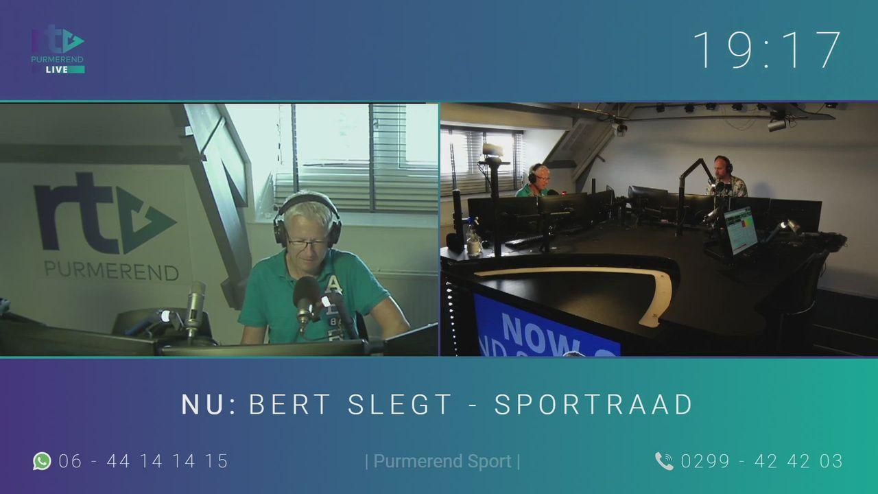 Bert Slegt - Sportraad